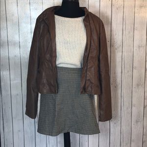 American Eagle Fall Skirt